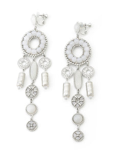 Bohemian Styled Earrings(SWGA192634)