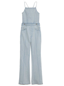 2 Way Denim Jumpsuit (SWFO192025)