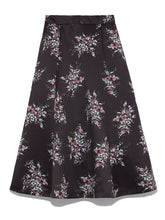 Load image into Gallery viewer, Midi Flare Print Skirt (SWFS186306)