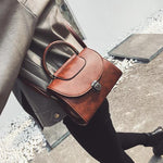 SEXY RETRO FLAP HANDBAG AND SHOULDER BAG