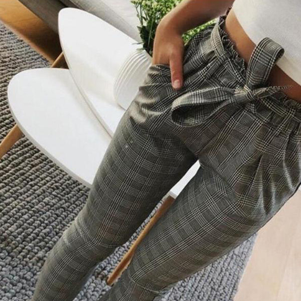 SEXY VINTAGE CASUAL PANTS
