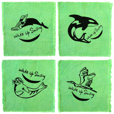 Ocean Animals Coasters