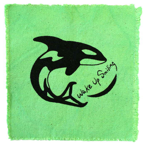 Orca Whale Patch