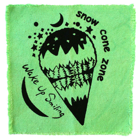 Snow Cone Zone Patch