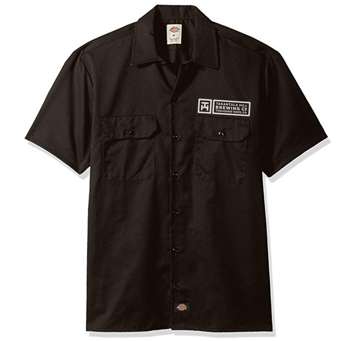 Tarantula Hill Button-Up Work Shirt