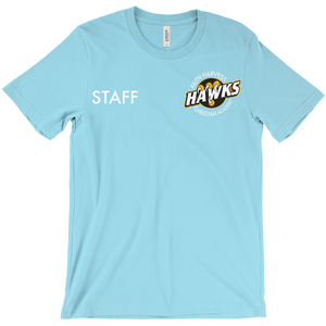Hawk Staff Unisex T-Shirts [product_type]