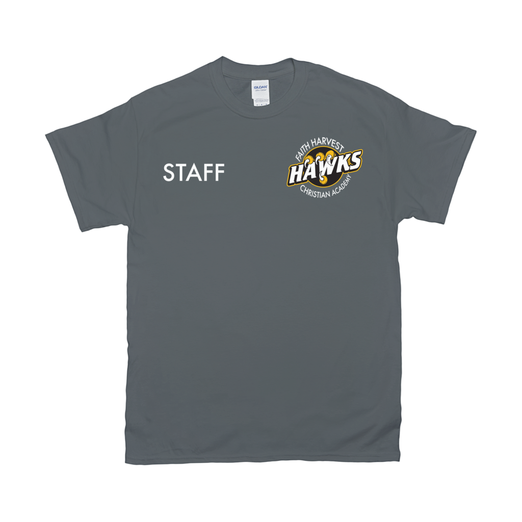 Hawks Staff (Coach) T-Shirts [product_type]