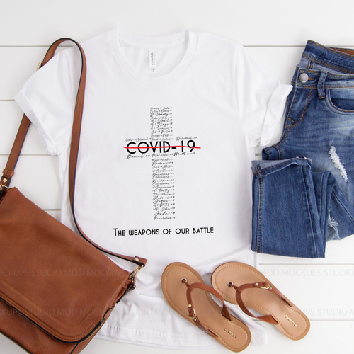 No COVID Unisex Tee (LIMITED ADDITION) [product_type]