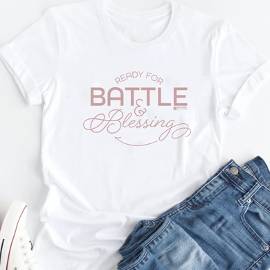 Battle & Blessing T-Shirt [product_type]