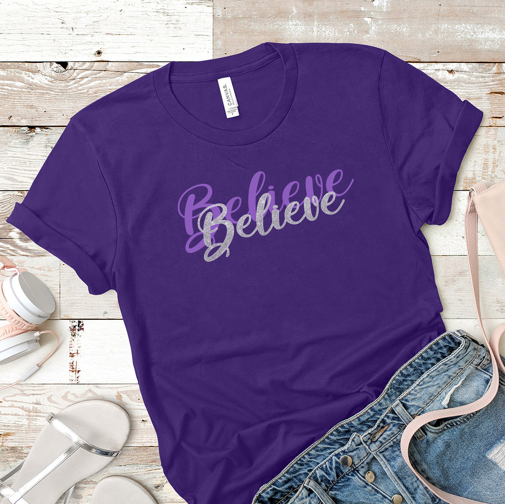 Believe // Jersey T-Shirt [product_type]