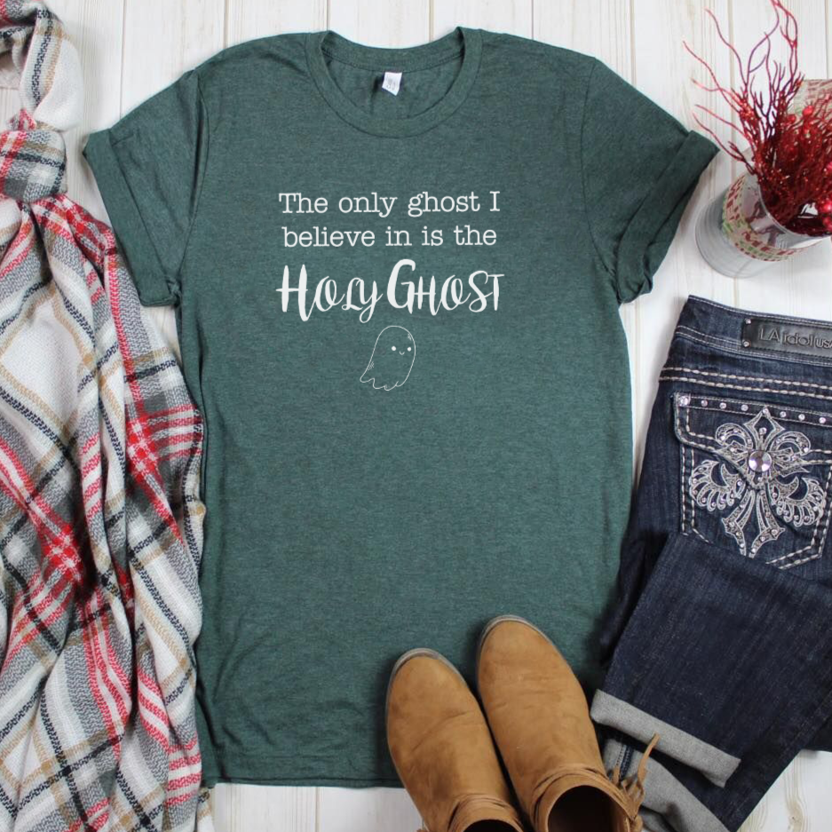 Holy Ghost Unisex T-Shirt