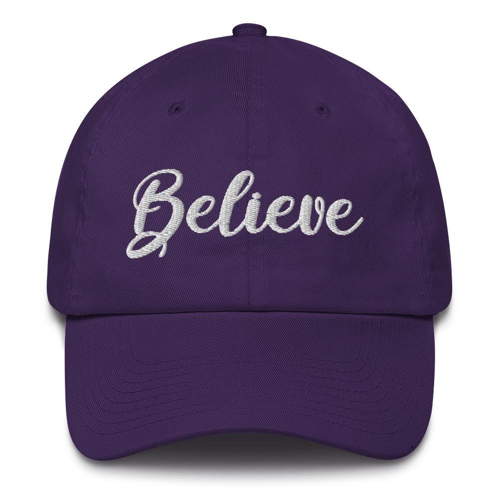 Believe Cotton Cap [product_type]