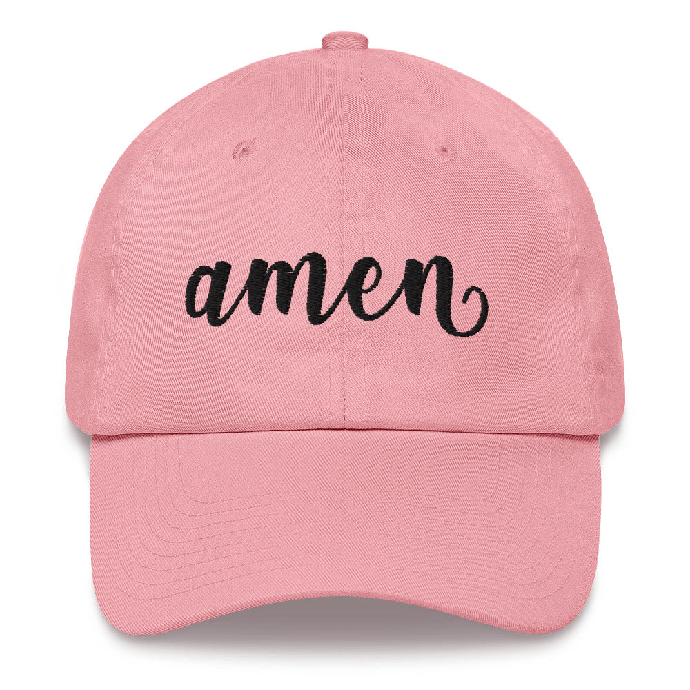 Amen dad hat