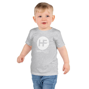 Hope Filled Short sleeve kids t-shirt