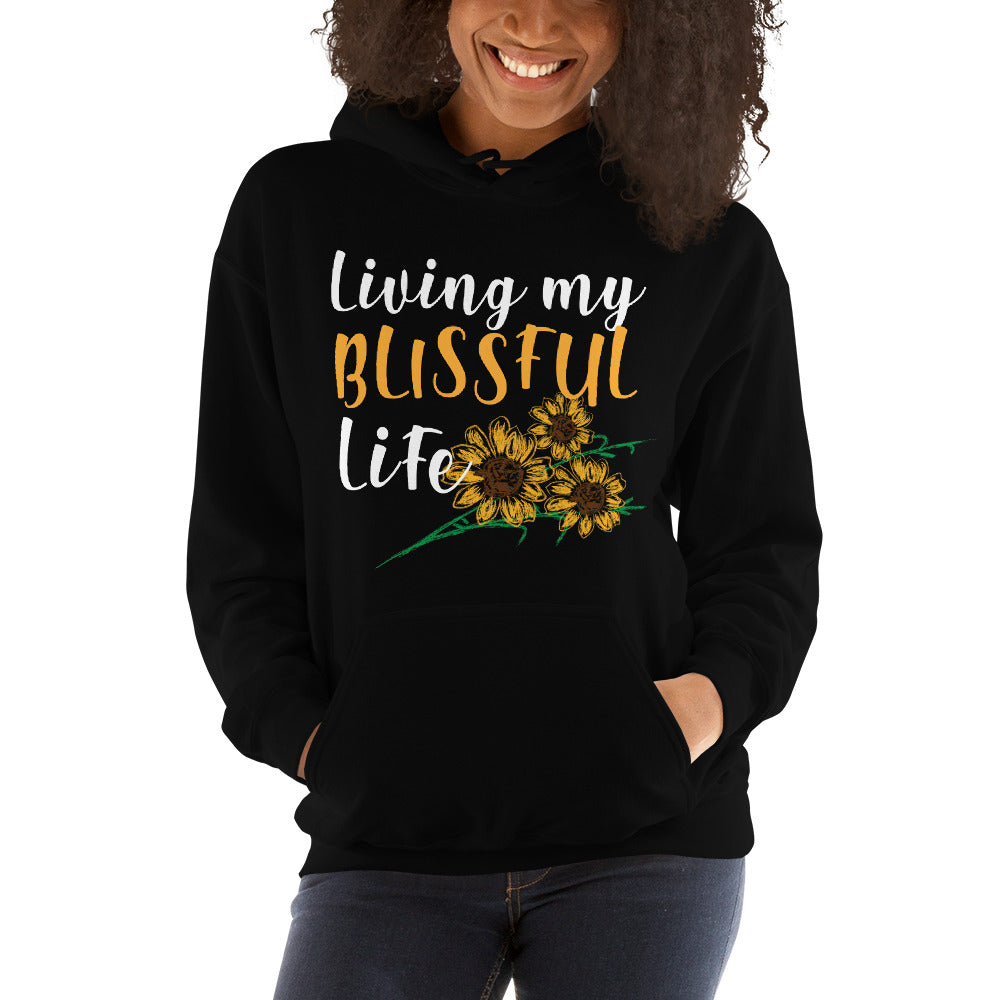 Living my Blissful Life Hoodie