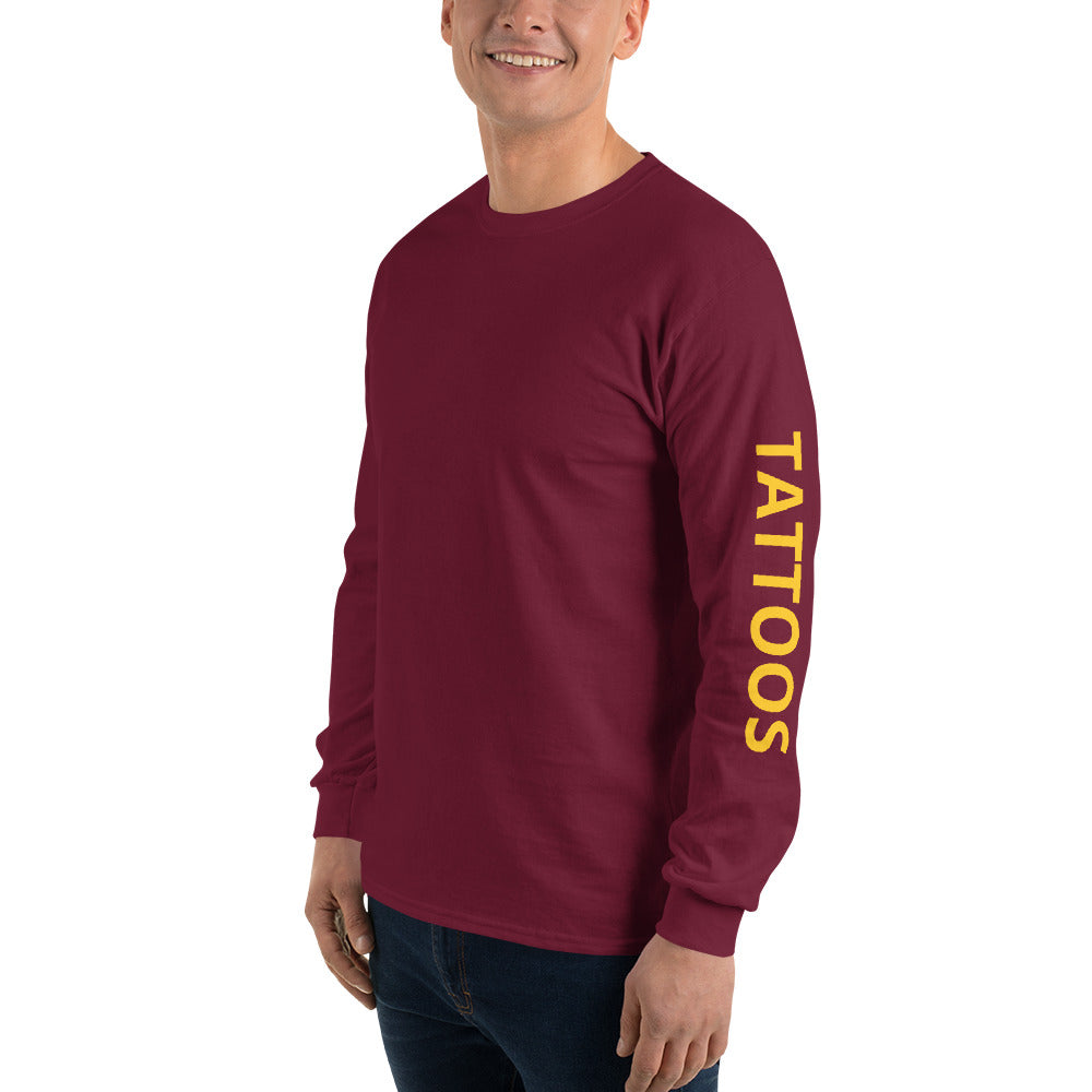 An0ko Tattoos Long Sleeve Shirt