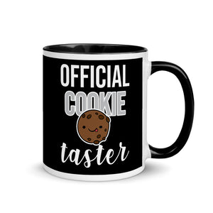 Official Cookie Taster Mug 11oz