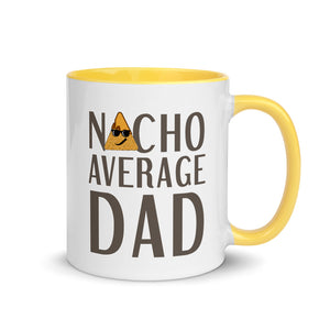 Nacho Average Dad Mug 11oz