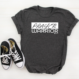 Prayer Warrior Unisex T-Shirt [product_type]