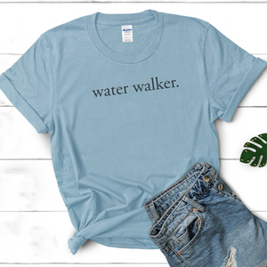 Water Walker Unisex T-shirt [product_type]