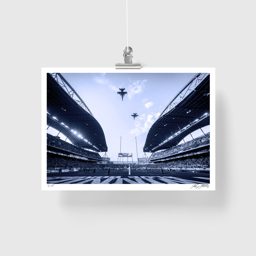 13 x 19 Investors Group Field (signed+numbered)