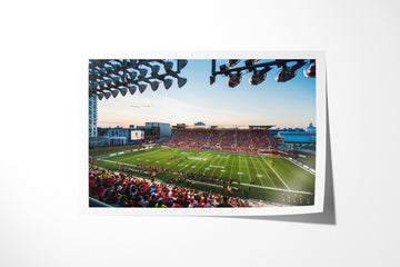 11x17 TD Place Stadium at Lansdowne Park