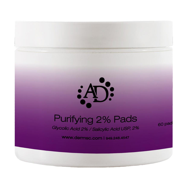 Purifying 2% Pads