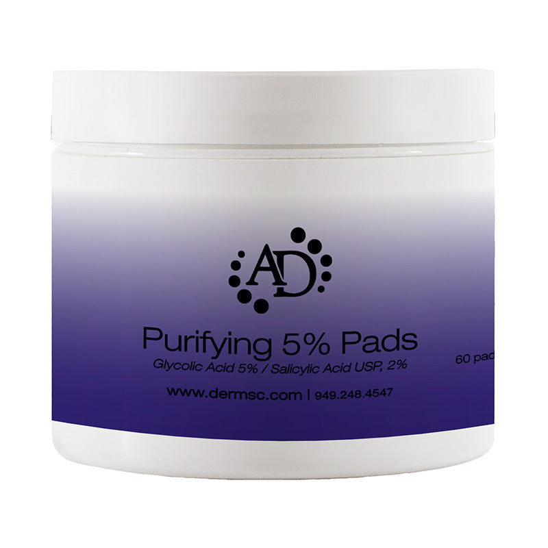 Purifying 5% Pads