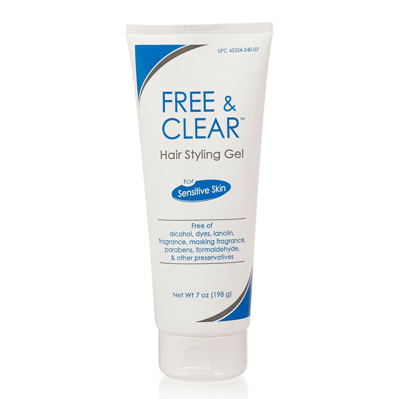 VANICREAM Free & Clear Hair Styling Gel