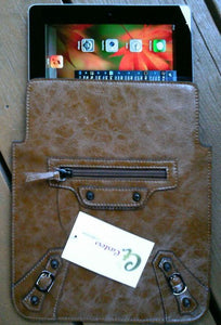 iPad Leather sleeve - The style