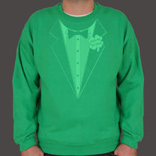 Load image into Gallery viewer, Irish Tuxedo Sweater (Mens)