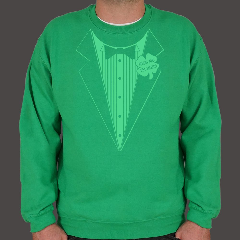 Irish Tuxedo Sweater (Mens)