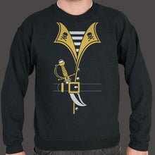 Load image into Gallery viewer, Pirate Outfit Sweater (Mens)