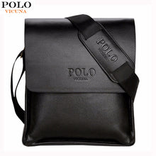 Load image into Gallery viewer, VICUNA POLO Men Leather Bag - Vintage Crossbody