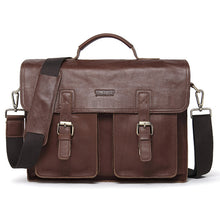Load image into Gallery viewer, CONTACT'S 13.3 inch laptop male shoulder bag