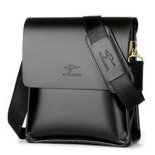 Load image into Gallery viewer, kangaroo Crossbody pu Leather Messenger Handbag/Shoulder Bag