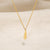 Brenon 18K Gold Vermeil Necklace