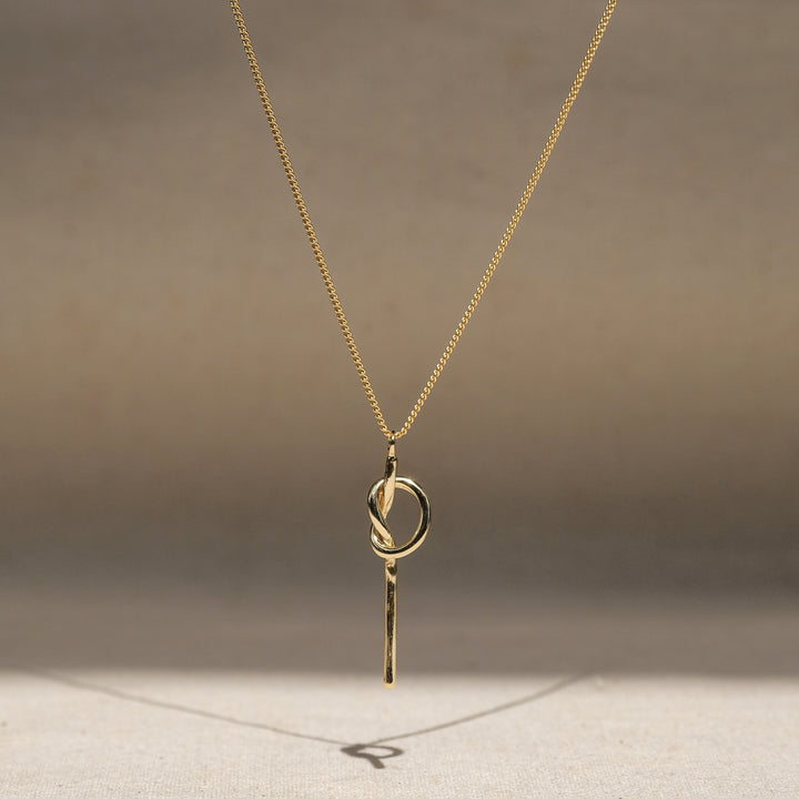 Dario 18K Gold Vermeil Necklace