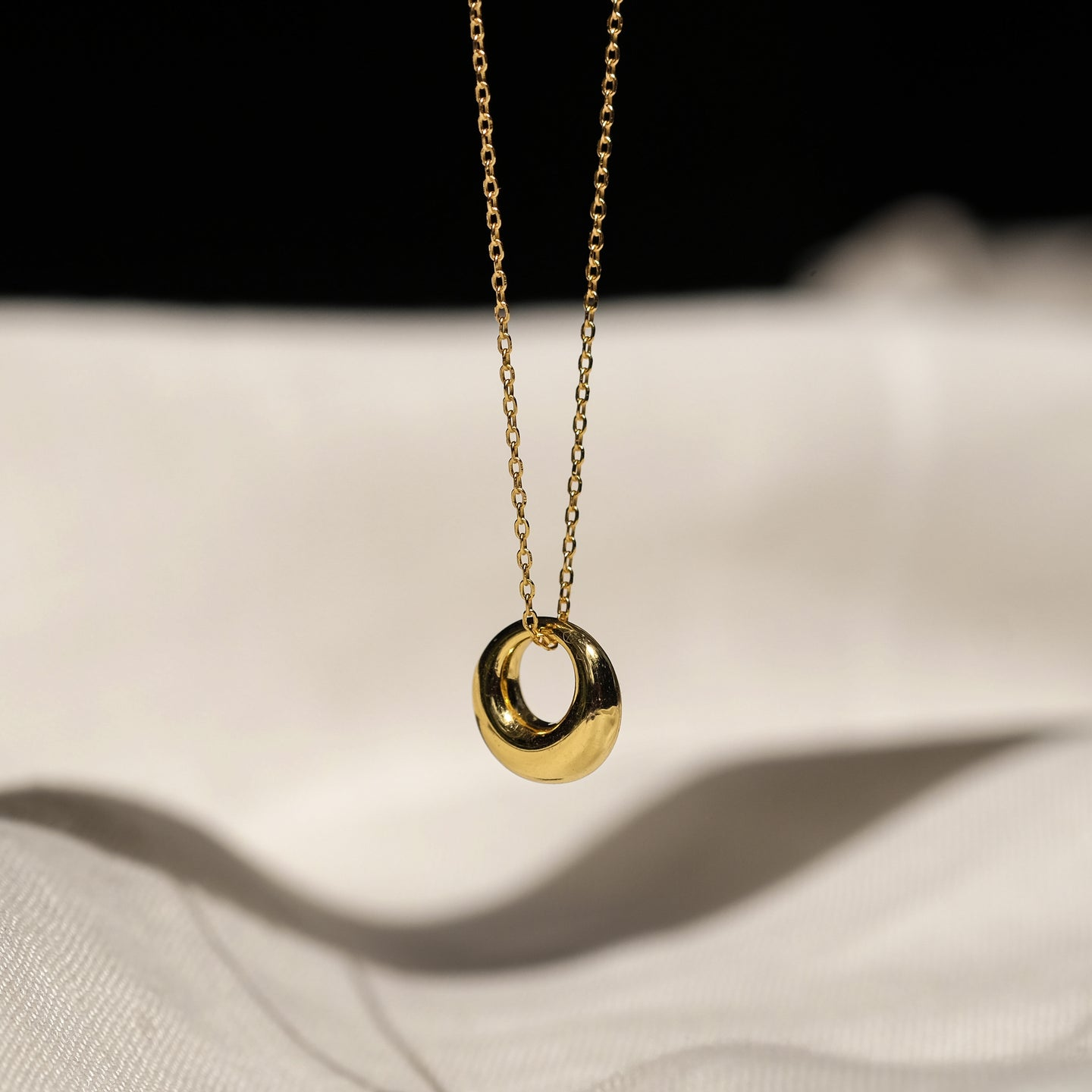 Fino  Necklace (18K Gold Vermeil)