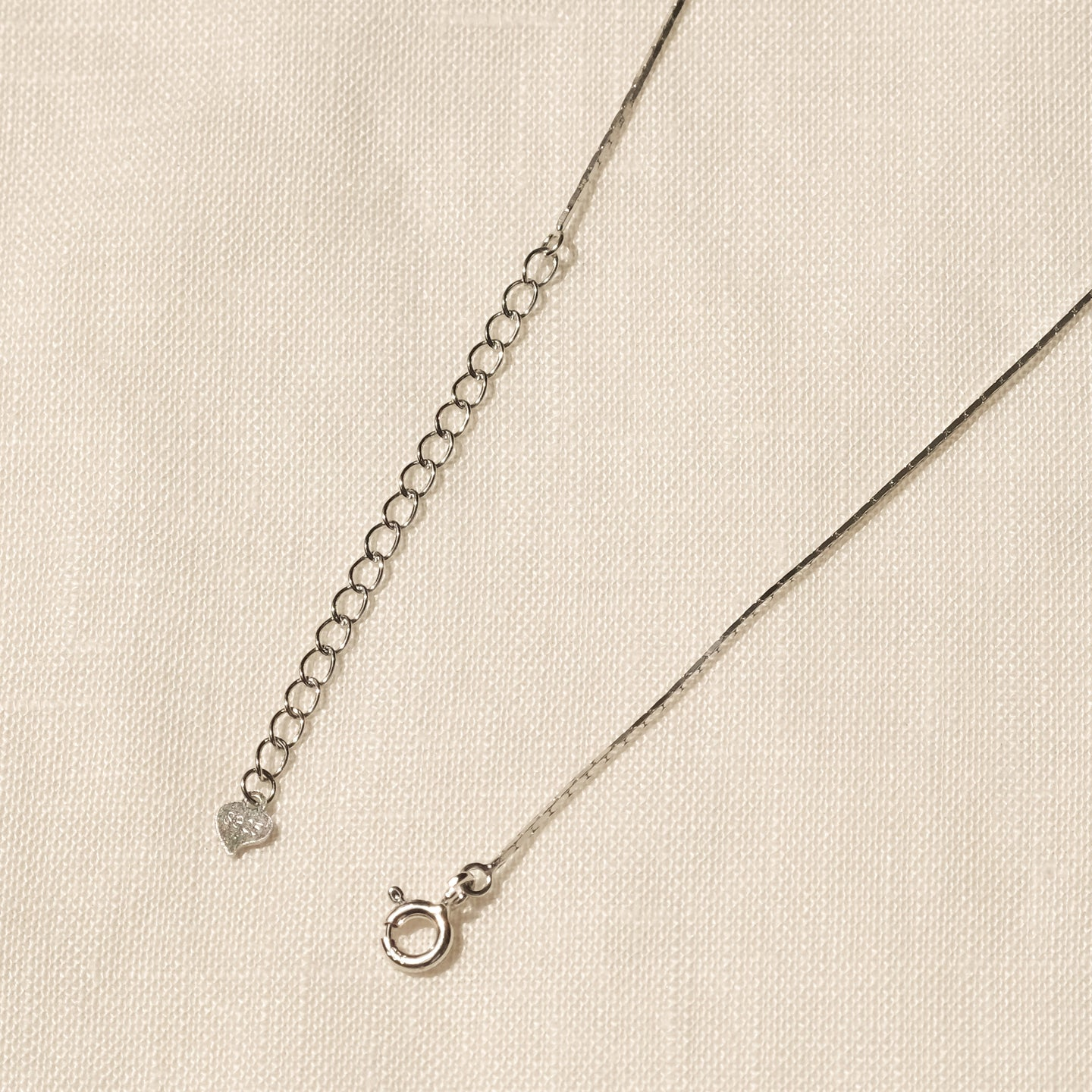 Gavin CZ Necklace (925 Sterling Silver)