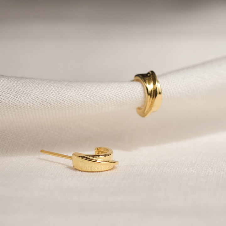 Sofi 18K Gold Vermeil Earrings