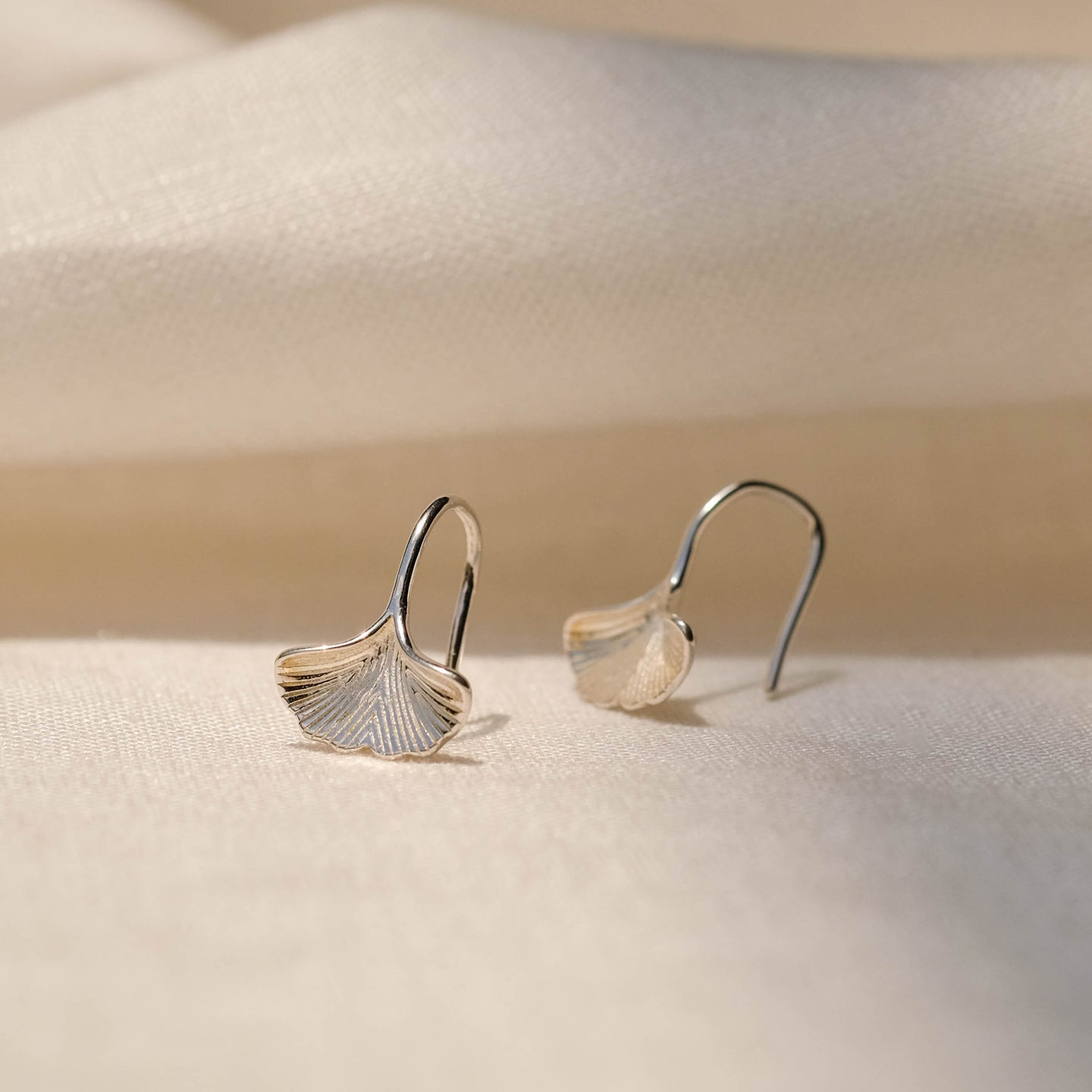 Tata Earrings (925 Sterling Silver)