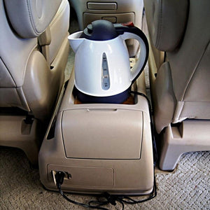 Auto Heating Kettle With Smart Switch Capacity