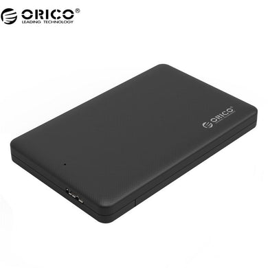 ORICO HDD Enclosure Sata to USB 3.0 HDD Case Tool Free for 7mm/9.5mm 2.5 inch HDD SSD Up to 2TB Hard Disk Box External HDD Case