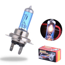 2pcs H7 12V 55W Halogen Bulbs Lights Car Headlights Bright 5000K White Fog Lamp Light Source for Audi,Toyota