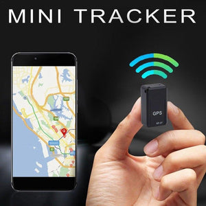 Mini GF07 GPRS Car GPS Tracker Locator Anti-Lost Recording Tracking Device Voice Control Can Record