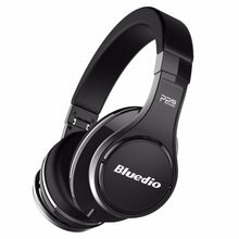 Bluedio U(UFO)2 High-End Bluetooth headphone Patented 8 Drivers 3D Sound HiFi wireless headset supported APTX and Voice Control