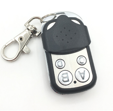 Electric Cloning Universal Gate Garage Door Remote Control Fob 433mhz Key Copy Controller