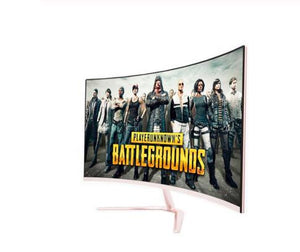 "24 inch 27"" Curved 75Hz Monitor Gaming Game Competition 23.8"" MVA Computer Display Screen Full Hdd input 2ms Respons HDMI/VGA"