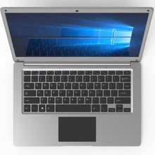 14.1 Inch 6GB RAM 64GB ROM Apollo Lake N3350 CPU Notebook windows10 Laptop Student Netbook with line WIFI For Student
